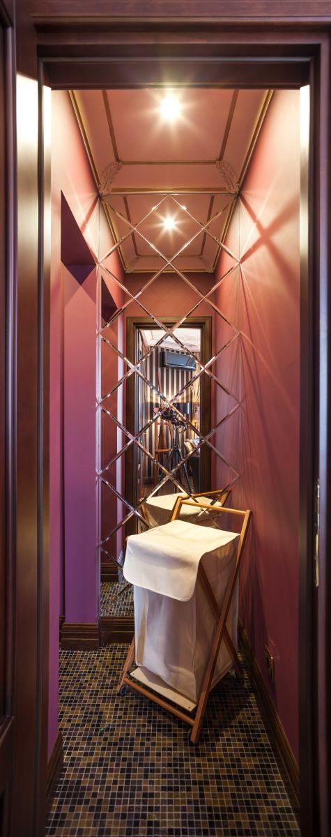 Интерьер санузла. architectural studio INSCALE  #design #interior #homedecor #interiordesign #inscale #inscalestudio #artdeco / интерьер в ар-деко / дизайн квартиры / дизайн квартир петербург /