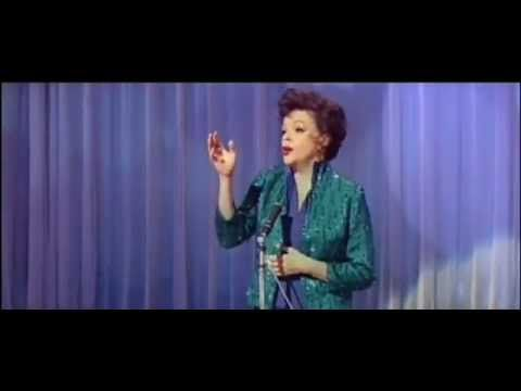 Judy Garland and Lorna Luft Hello Bluebird comparison