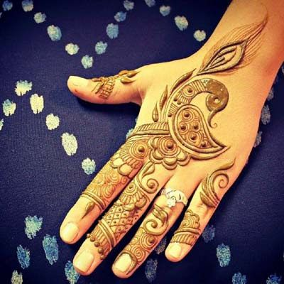 New Bridal Arabic Mehndi Designs 2016 for Hands - Mr Tariq ...