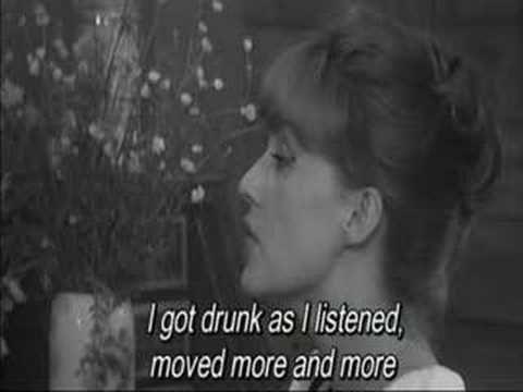 Jeanne Moreau - Le Tourbillon on the set of Jules & Jim (dir. Francois Truffaut)