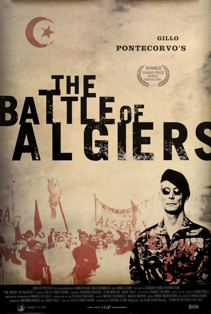 The Battle of Algiers 4K restoration release is heading our way. Details here