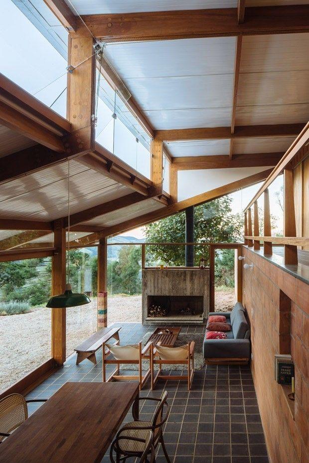 15 casas de campo para inspirar a decoração