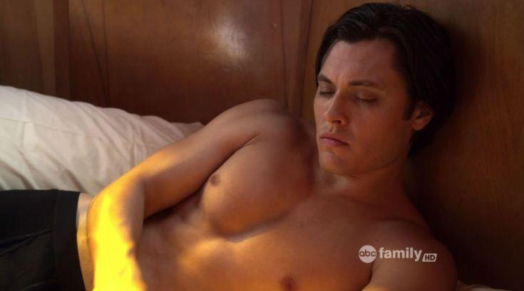 blair redford shirtless
