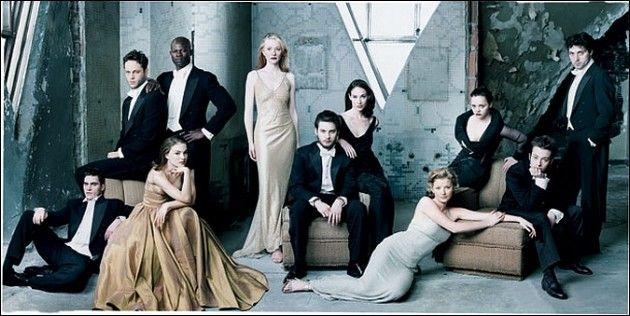 Joaquin Phoenix, Vince Vaughn, Natalie Portman, Djimon Hounsou, Cate Blanchett, Tobey Maguire, Claire Forlani, Gretchen Mol, Christina Ricci, Ed Furlong, and Rufus Sewell