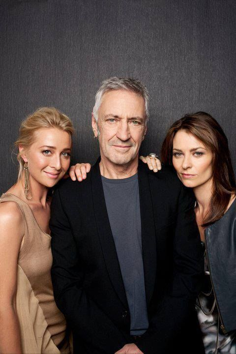 Offspring - Nina, Darcy and Billie ....