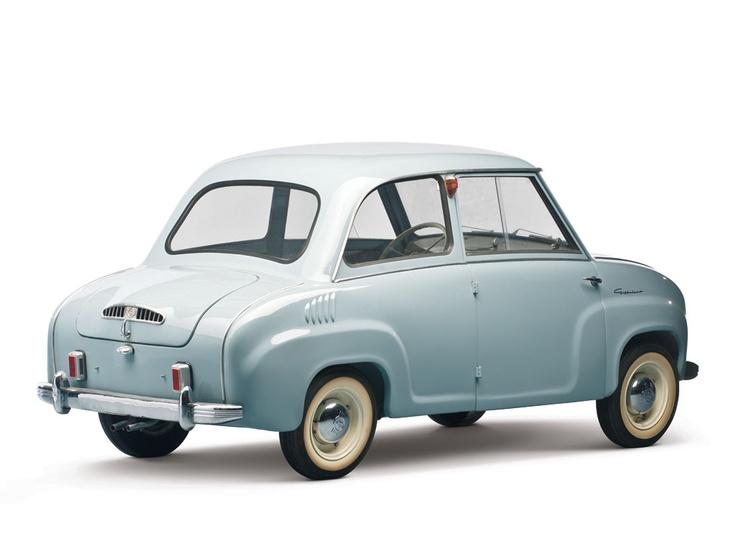 1957 Goggomobil T-250                                                                                                                                                                   Estimate:$35,000-$45,000 US