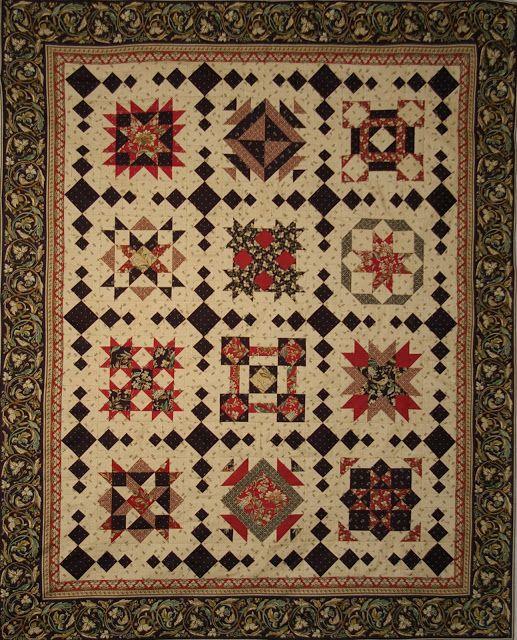 143 best Quilt Settings images on Pinterest | Centerpieces, Crafts ... : quilt settings - Adamdwight.com