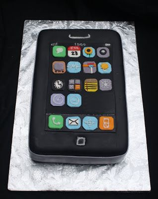 17 Best Ideas About Iphone Cake On Pinterest Teen Cakes