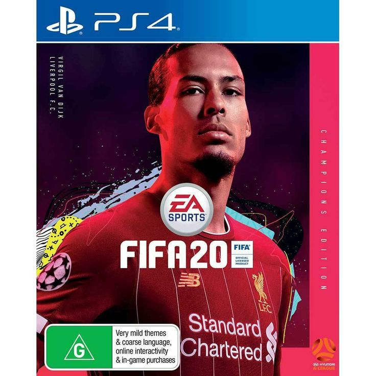 EA Sports FIFA 20 Champions Edition Sony PS4 Game