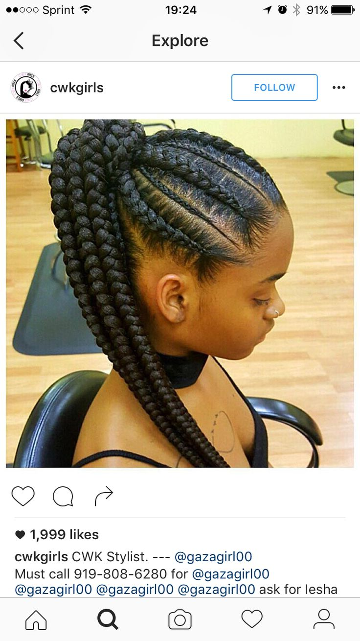 Best 25+ Black braided hairstyles ideas on Pinterest