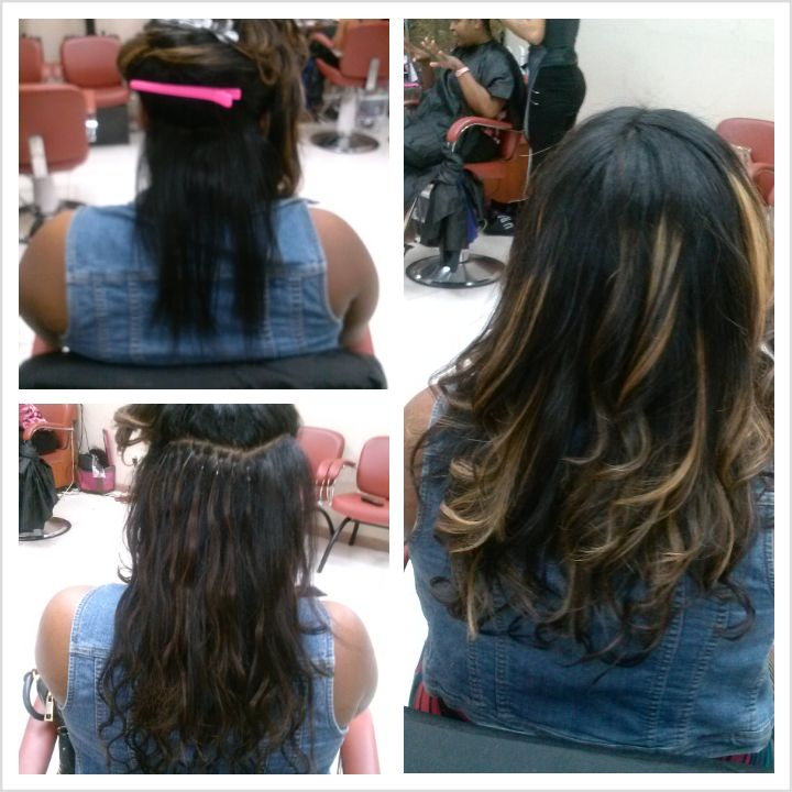 Tape In Extensions Hair Extensions Offered By Maia Pinterest