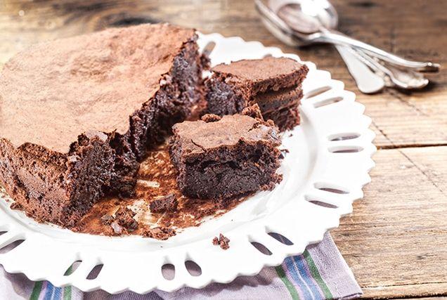 Κέικ όλο σοκολάτα (χωρίς αλεύρι)-featured_image