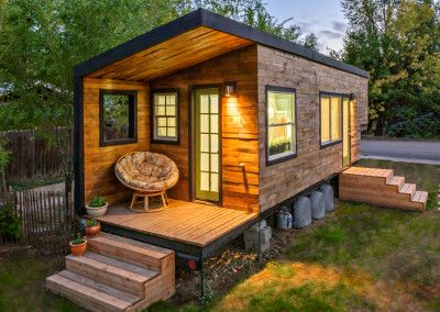 How To Build a Tiny House on the Cheap | The Tiny House
