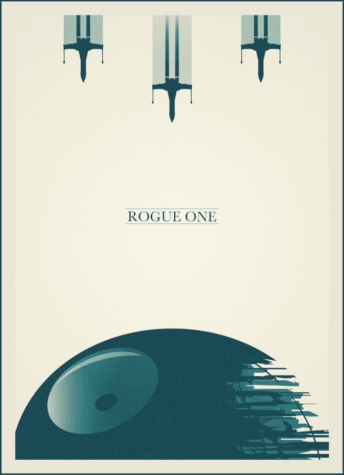 Star Wars: Rogue One - Created by Lazare Gvimradze