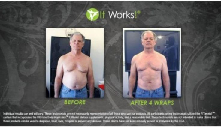 Before & After Photos of It Works! That Crazy Wrap Thing Text or call me! 269-245-9274 https://www.facebook.com/chelsey.page.3  www.cpage907.myitworks.com