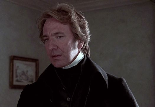 Alan as Colonel Brandon