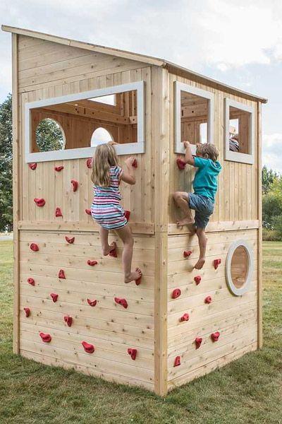 De leukste speelhuisjes voor buiten | Praxis Blog