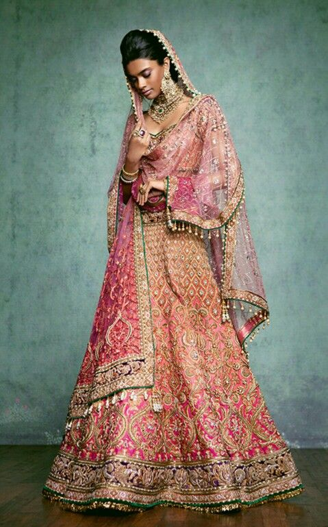 Bridal pinks-Tarun Tahiliani