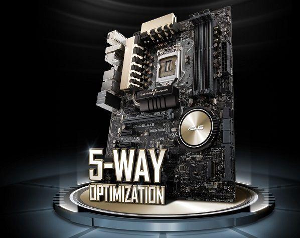 ASUS motherboard 9 Series