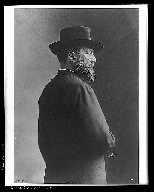 James A. Garfield - 20th President of the United States