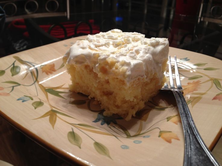 Low Calorie Recipes With Cake Mix: An Easy, Low Fat/low Sugar Cake; Mix 1 Yellow Cake Mix, 2