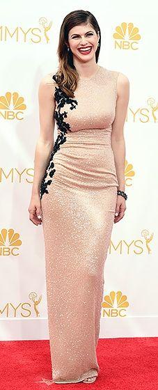 Alexandra Daddario: 2014 Emmys