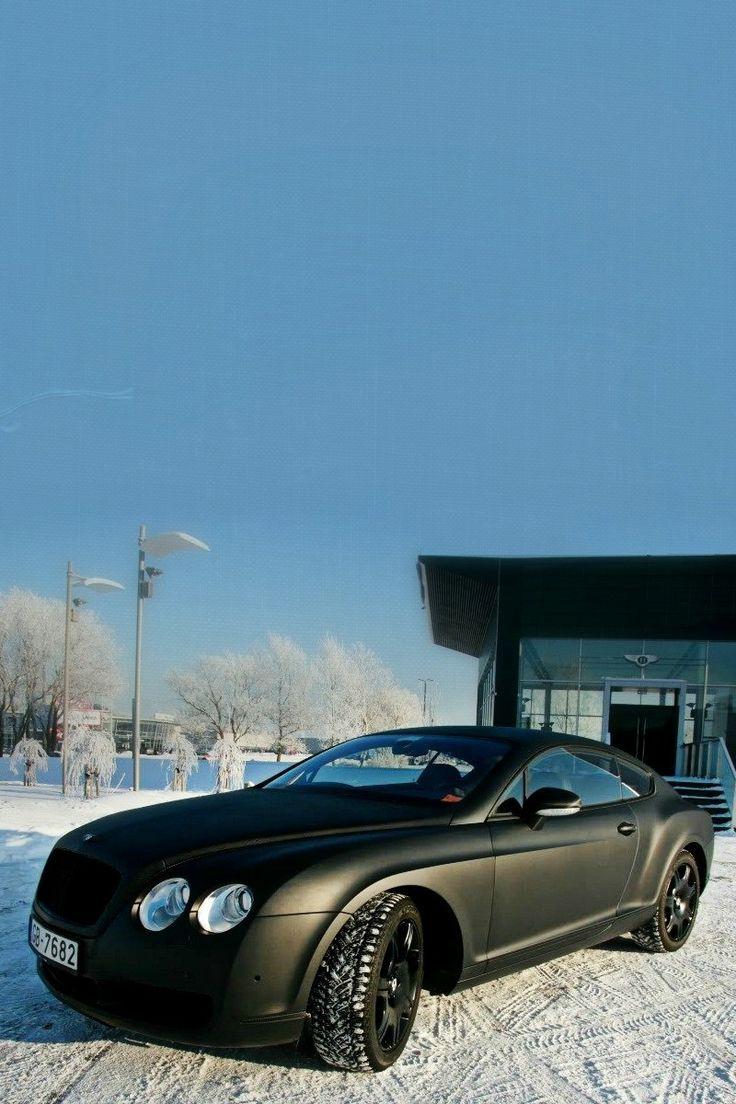 Carbon Bentley