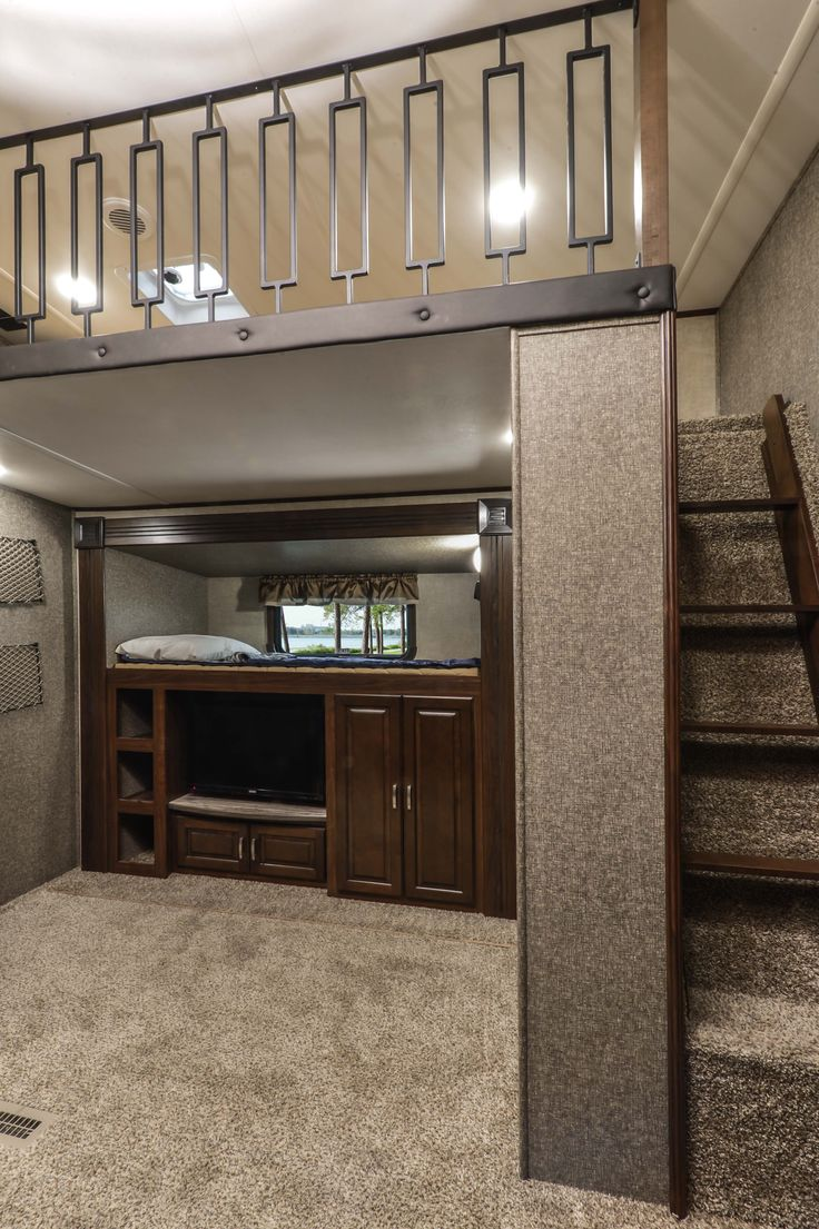 1000 images about gateway full profile fifth wheels for Rv with loft