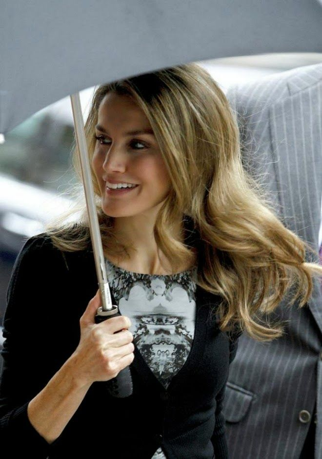 Princess Letizia  attended 'Principe of Asturias Awards 2013' in Oviedo