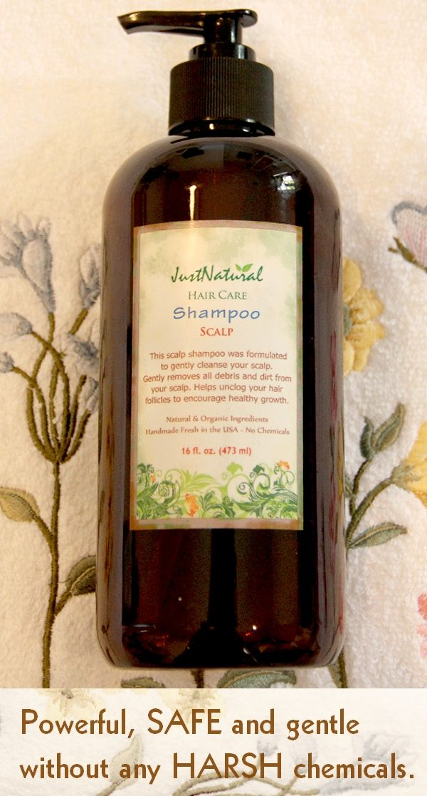 Scalp Shampoo: I have had problems with  my scalp for a long time,  so I was really pleased  when I found out about  this nutritive scalp  shampoo. It keeps my  scalp feeling clean and  definitely reduces the  dandruff outbreaks.