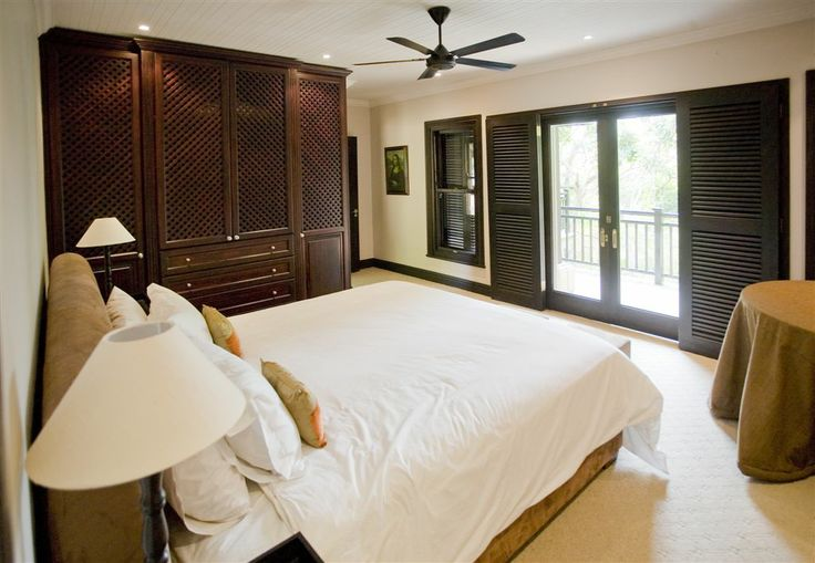 Luxury Villa, Zimbali Coastal Resort, KwaZulu Natal, South Africa. Bedroom. Ultimate comfort. #southafricangolfholiday