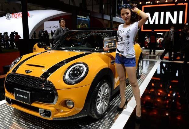 Mobil Ramah Lingkungan di Tokyo Motor Show