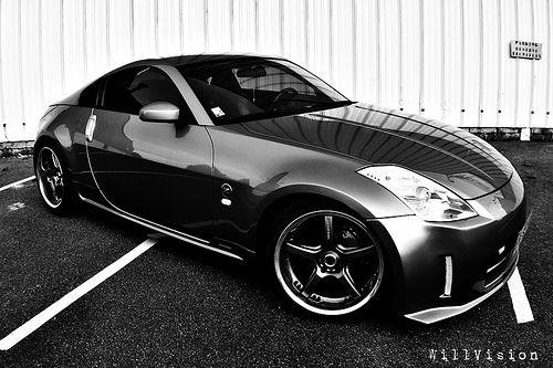 Nissan 350Z.