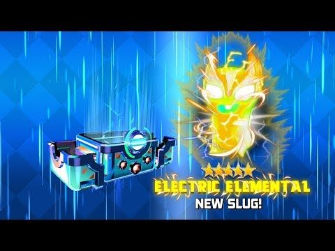 Tekli Single Albumleri Youtube Gameplay Electricity Slugs