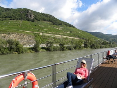 Most travelers think the marvelous river views are the best part of European river cruising, and a Viking Prestige Danube River cruise certainly supports this opinion!