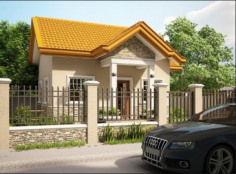 Sample Of Small House Design Small House Design Simple House Design Architecture House