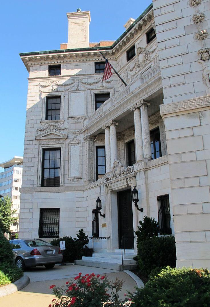 washington body dupont circle embassy female