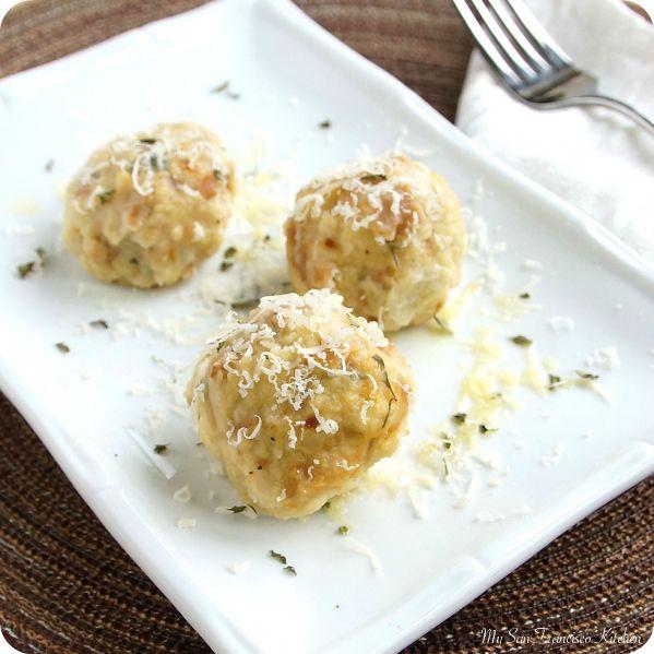 Italian Canederli #valdinon #trentino #delizia #cibo #delizia