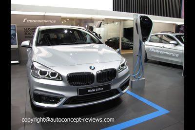 BMW-E-DRIVE 225 xe