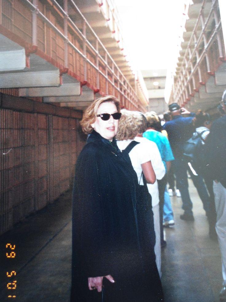 Alcatraz ex prison