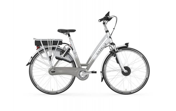 Elektryczny Rower Miejski Damski Gazelle Chamonix C7 HF. Ponadprzeciętny design i wiatr we włosach - tak można opisać ten model. Dla kobiet które poszukują niepowtarzalnych wrażeń i wygody w każdy dzień. http://damelo.pl/damskie-rowery-miejskie-elektryczne/414-elektryczny-rower-miejski-damski-gazelle-chamonix.html