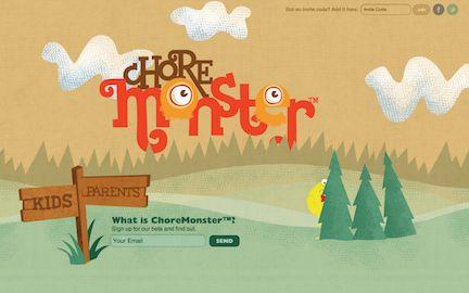 Choremonster: Ideas, Help, Check, Craft Activities, Boys, Kid Chores, Kids, Crafts
