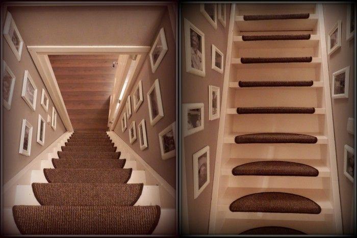 25 beste idee n over trap foto wanden op pinterest muur foto regelingen kozijn ordening en - Zolder stelt fotos aan ...