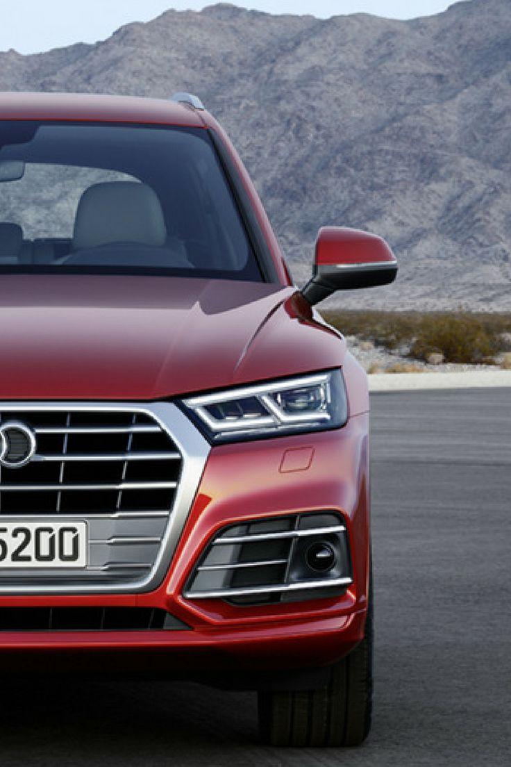 アウディ新型SUV「Q5」を発表──フルモデルチェンジし2代目へと進化