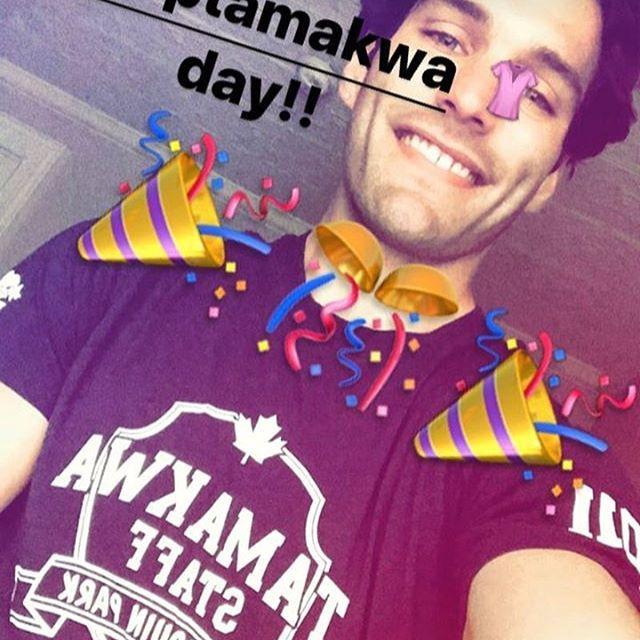 Happy #tamakwashirtday !!! #tamakwaspirit #tamakwatshirt