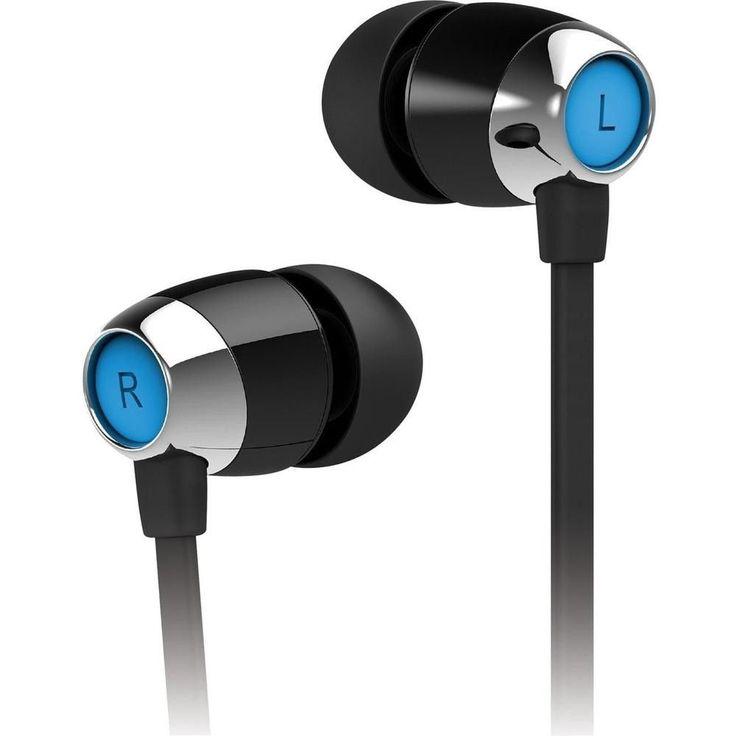 Blaupunkt BPA-1600 High Performance Sound In-Ear Headphones