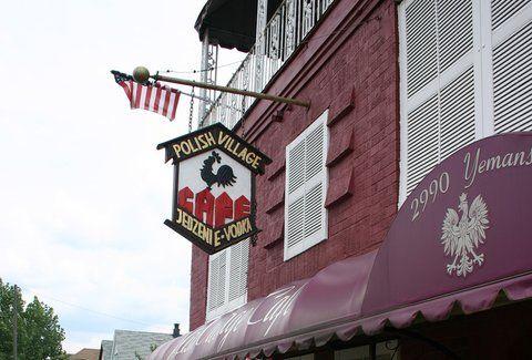 Polish Village Café - Thrillist Detroit