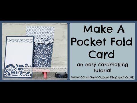 Sarah-Jane Rae cardsandacuppa: Stampin' Up! UK Order Online 24/7: Pocket Fold…