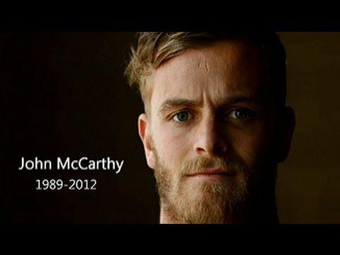 PTV: John McCarthy 1989 - 2012