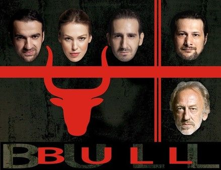 «BULL» (Ταύρος) του Μάικ Μπάρτλετ @ Θέατρο Αργώ